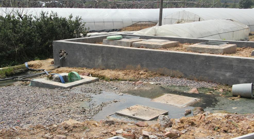 农村污水处理 设计图展示